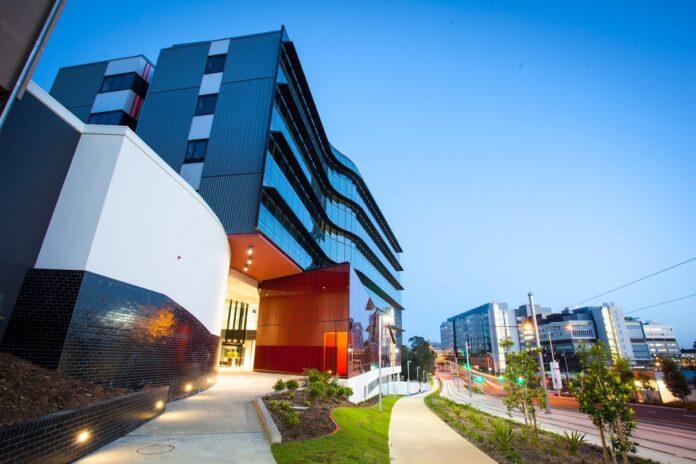 Griffith University in Australia