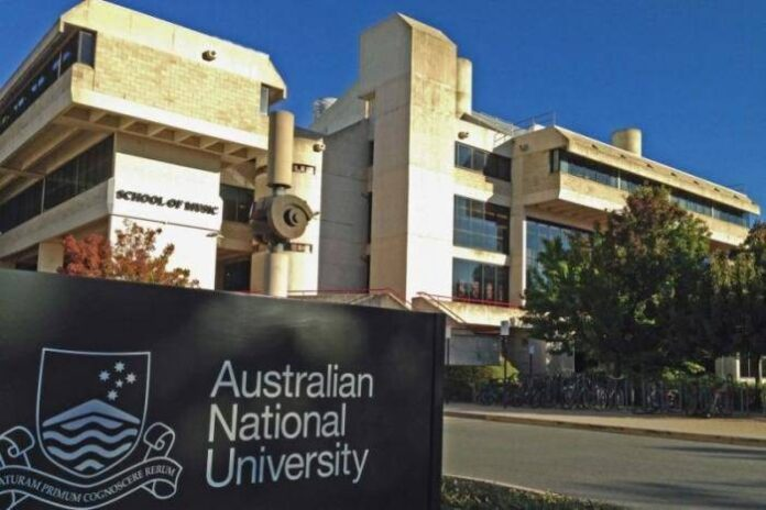 Australian National University of Engineering & Computer Science International Postgraduate Excellence Scholarship