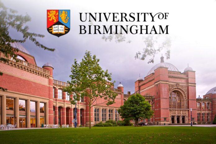 International Scholarships at The University of Birmingham